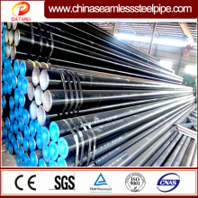 hot-rolled seamless steel pipe ASTM A106