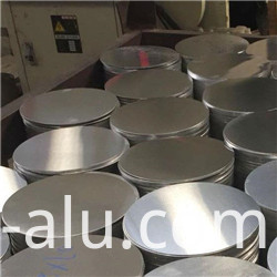 aluminum circle table