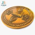 Пользовательские 70мм продвижении вызов ознаменование военных монета для сувенир