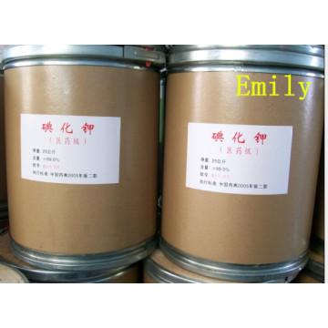 Китай высокое Заводское качество и лучшие цены на калий Йодистый