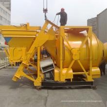 CE, SGS certifié! ! Jzm750 (20 ~ 30m3 / h) individu mélangeant le mélangeur concret mobile, mélangeur concret auto-tombant portatif