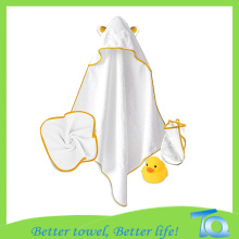Baby Bamboo Towels And Washcloths With Hood