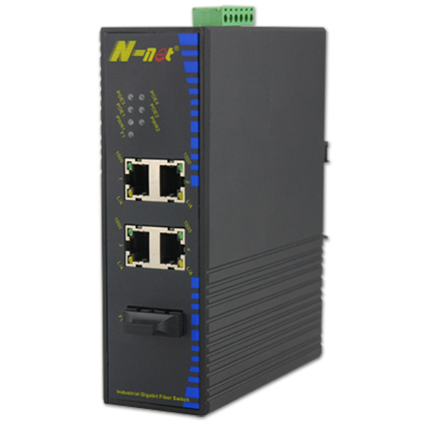 10/100/1000 Unmanaged Gigabit Ethernet Switch