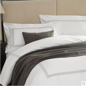 Canasin Hotel Linen Satin Plain 100% Cotton
