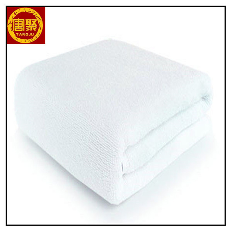 Microfiber Bath Towel Shower Towel Hotel Towel Bathroom Towel White Bath Towel03