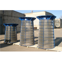 Rotary Sieve-Wedge Wire Drum Screen