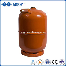 Réservoir de stockage portatif de bouteilles de gaz de GPL 5KG pour la cuisine de maison