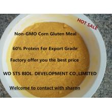 Tierfutter-Mais-Gluten-Mahlzeit für Fisch-Schwein-Schaf-Huhn