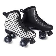 Мягкая роликовая коньковая обувь для взрослых (QS-46)