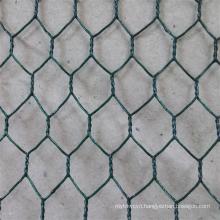 Chicken wire fencing