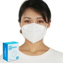 KN95 Одноразовая маска для лица с ушной петлей немедицинского назначения