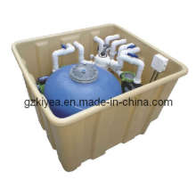 Pool Filtration and Disinfection Equipment Integration Machine (CB)
