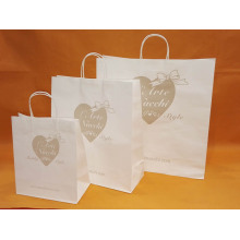 Customer design paper packaging gift paper bag