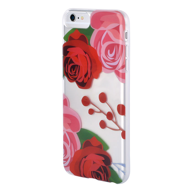 Rose Background IMD iPhone 6S Case