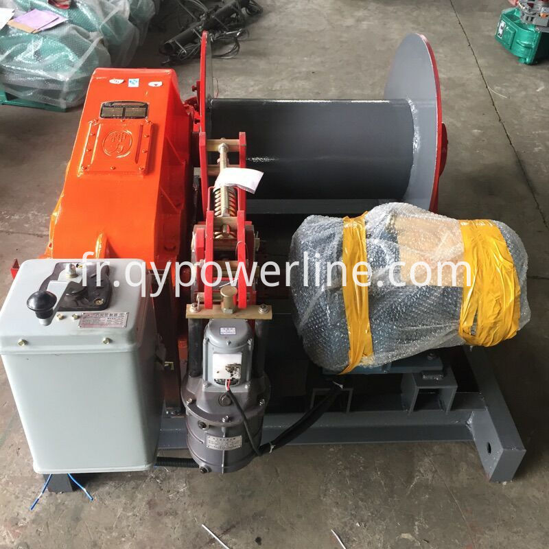 Electric Winch 2t