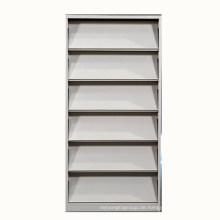 Möbel-Bibliothek aus Stahl Möbel Zeitungsständer
