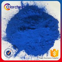 Óxido de ferro pigmentado de cores azuis para plástico