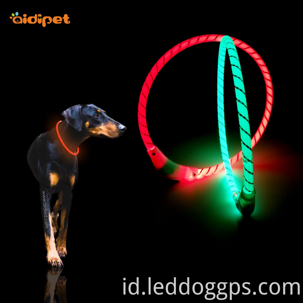 High Brightness Led Dog Collar