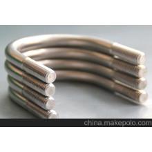 alta qualidade Titanium U bolt