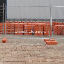 Hot Sale Galvanized Temporary Fence Netting