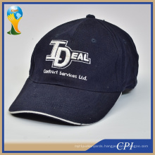 Customized Embroidered Logo Sport Baseball Cap