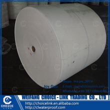 for bitumen waterproof sheet long fiber polyester felt