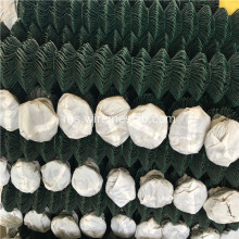 Roll Coated Chain Link Pagar Roll