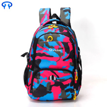 Camouflage cool fashion leisure backpack