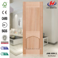 Smooth Veneer Laminate HDF Cherry Door Panel