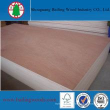 6mm/12mm/15mm/18mm Commercial Plywood with Wholesale Price
