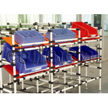 Plastic Coated Pipe Medical Rack