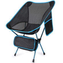 Aluminium lightweight easy carry folding chair