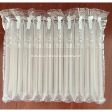 Encher saco de embalagem de ar para molduras digitais
