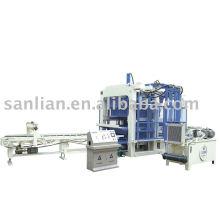 automatic brick block molding machine