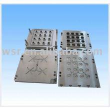 silicona de inyección molde de goma