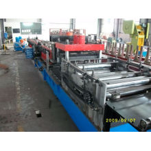 C Z Shape Purlin Exchange Roll Forming Machine Manufacturer for Russia