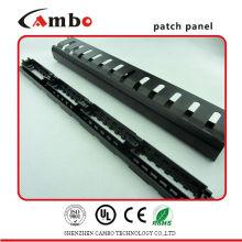 Good price Cat5e/cat6 with jacks 24/48 Best Price 1u gigabit switch 24 port