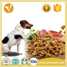 Venta al por mayor HACCP certificada Bulk comida para perros seca con OEM