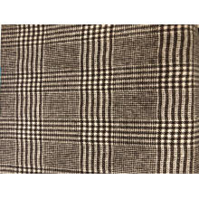 Bonito diseño de tela de lana