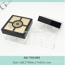 AG-TH1404 AGPM площади элегантный пользовательский пустой пороха случай