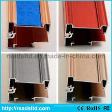 Aluminum Extruded Profile LED Light Box Accessories for Advertising Light Box