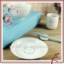 Prato de louça para crianças e taça TDS789-A244