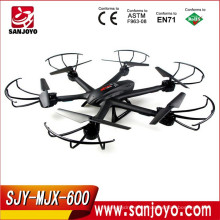 MJX RC Quadcopter sin cámara RTF 2.4GHz 6 ejes Gyro Headless Mode One Key Return RC Juguetes para niños SJY-MJX-X600