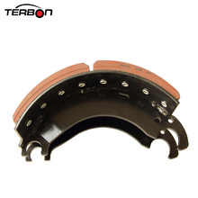 Auto Parts Truck Brake Shoe with Linings