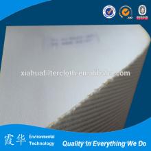 China fez pano de filtro de micron de poliéster