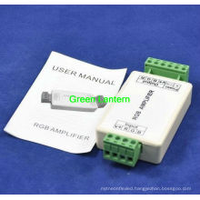 LED controller Small RGB amplifier High Quality,DC12-24V,3 Channels