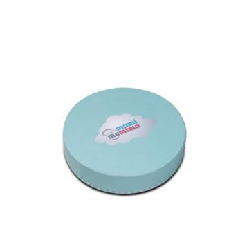 Round Eyelash Paper Box With Custom Printing