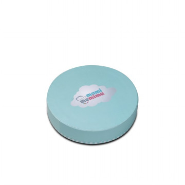 Round Eyelash Paper Box With Custom Printing