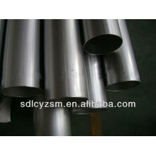 Hot rolled seamless carbon steel pipe for construction material