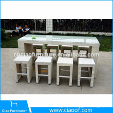 Factory Best Price Top Sale All Weather Bar Set Furniture